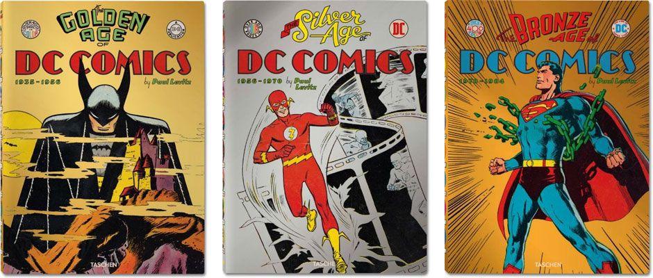 Age of DC Comics, Taschen.