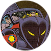Batmobil.