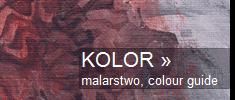 Kolor: malarstwo, kolor guide, blaudruki.