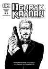 Henryk Kaydan - okładka.