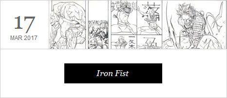 Iron Fist - serial, premiera 17 marca 2017 r.