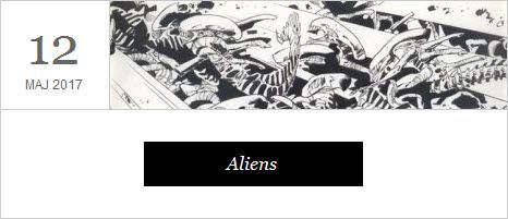 Aliens - film, premiera 19 maja 2017 r.