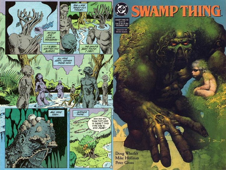 Swamp Thing vol 2 102.