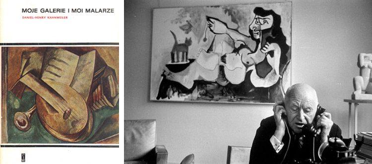 Moje galerie i moi malarze; Daniel-Henry Kahnweiler.