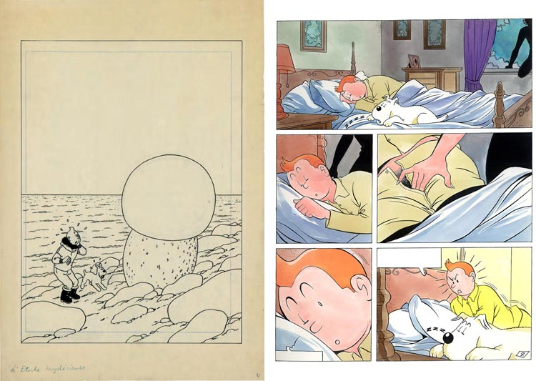 Tintin.