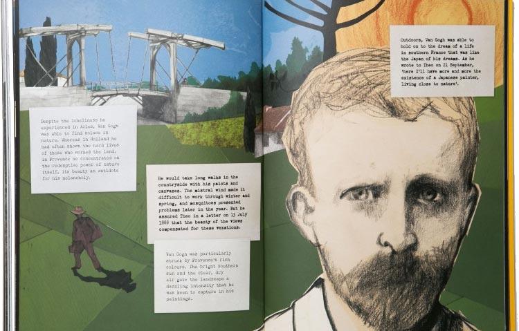 This is Van Gogh - Sława Harasymowicz.