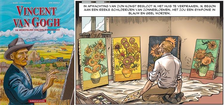 Vincent van Gogh. De Worsteling van Een Kunstenaar.