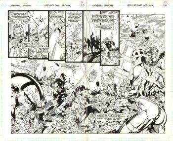 Underworld Unleashed: Apokalips - Dark Uprising #1/33-34