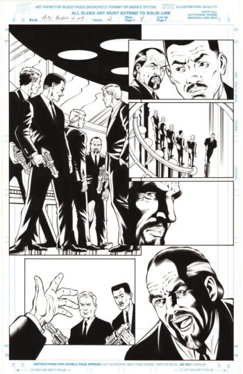 Men in Black: Alien in New York #2 / 4