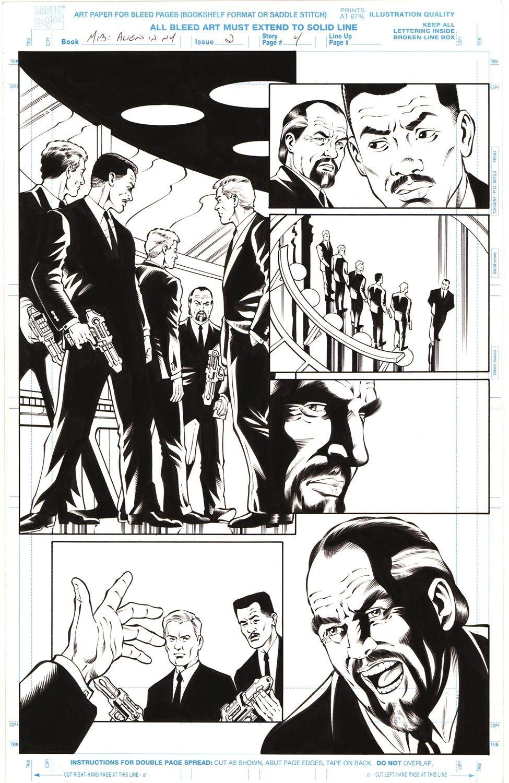 Men in Black: Alien in New York #2 / 4