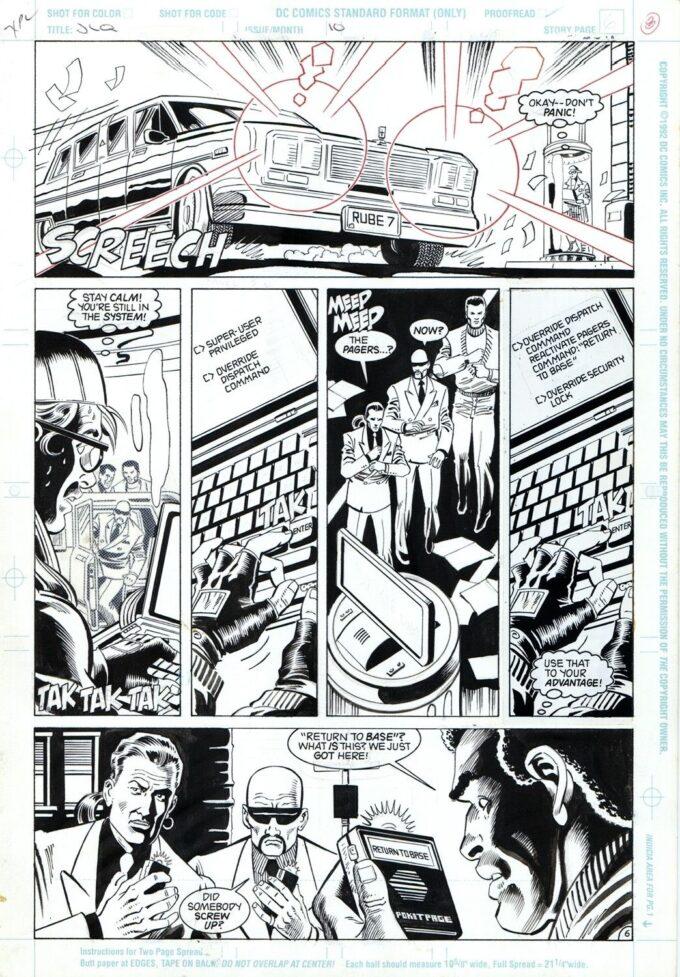 Justice League Quarterly #10 / 6