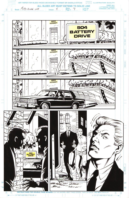 Men in Black: Alien in New York #4 / 7