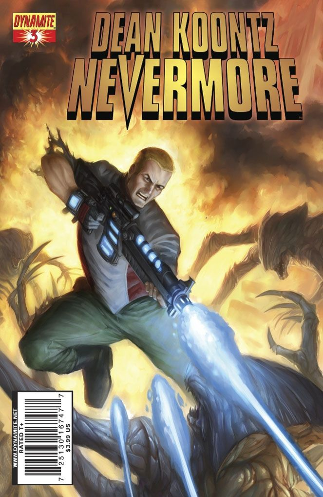 Koontz's Nevermore #3 / 3 Dynamite