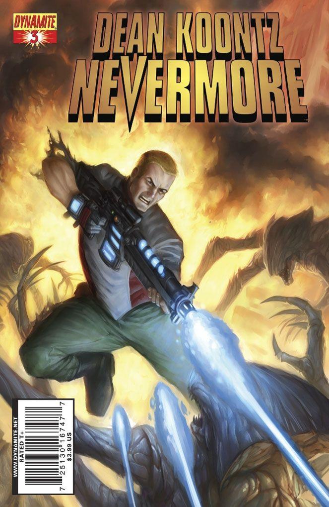 Koontz's Nevermore #3 / 1 Dynamite
