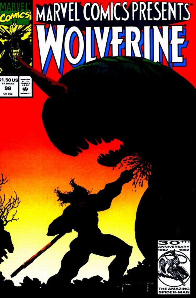 Marvel Comics Presents #98 / 11/22 Marvel Comics