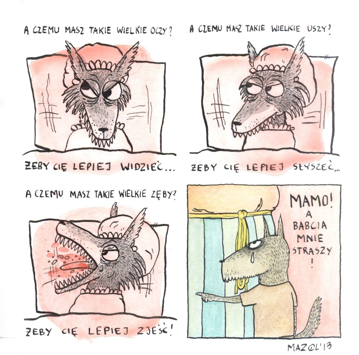 Wilk z