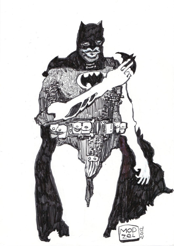 Bat Pinup