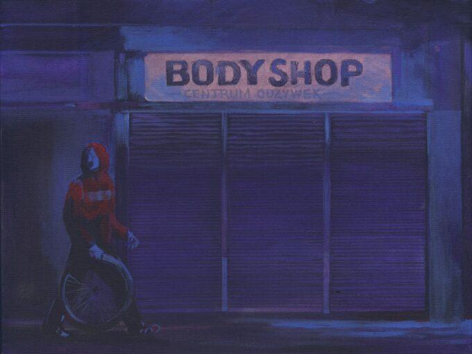 """Body shop z """"City Stories"""""""
