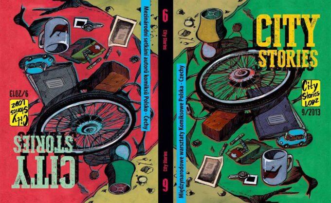 """Body shop z """"City Stories"""" kolor"""