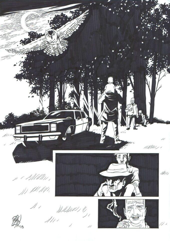 Dom Żałoby / 61