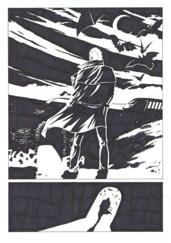 Oswald Sue. Nietoperzowy tunel / 1
