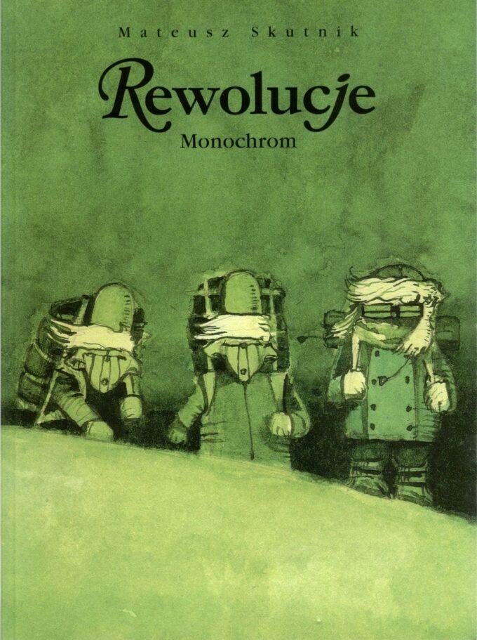 Rewolucje 3/44 kolor