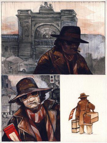 Amerykanin w Budapeszcie