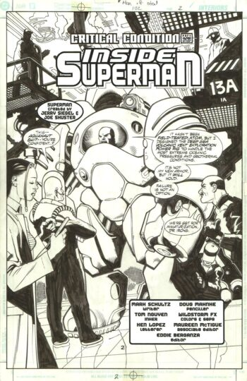 Man of Steel #102 / 2