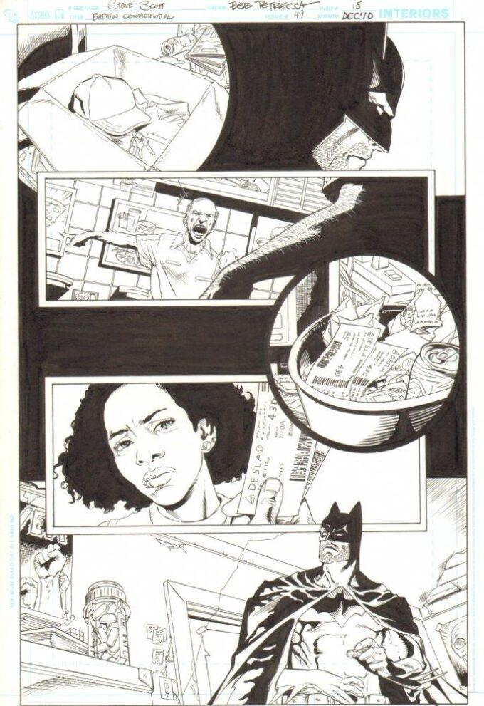 Batman Confidental #49 / 15