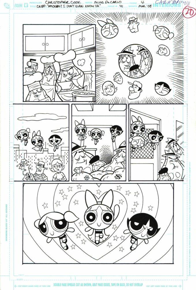 Cartoon Network #41 / 4