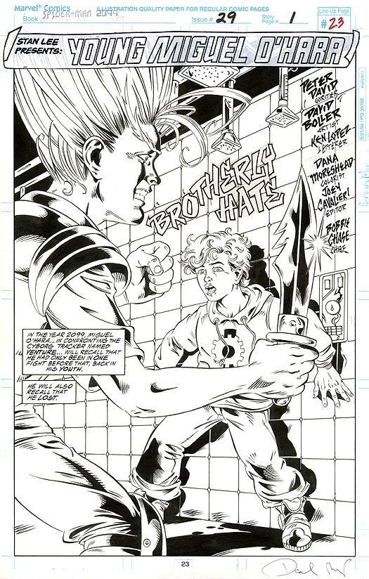 Spider-Man 2099 #29 / 1
