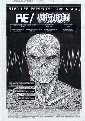Avengers Spotlight #40 / 1