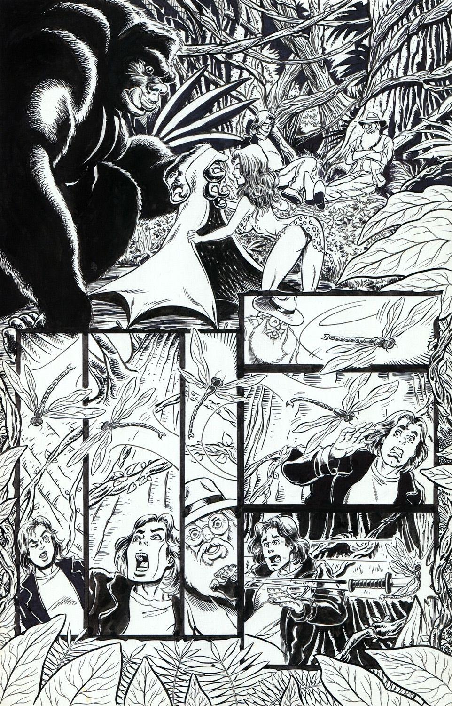 Cavewoman: Red Menace 3