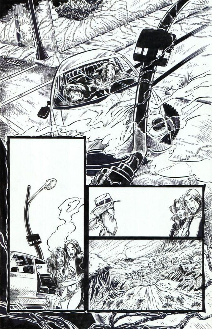Cavewoman: Red Menace 17