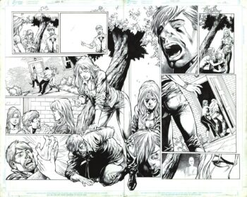 Witchblade #161 / 8-9