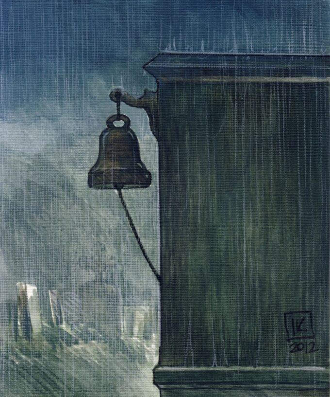 Dzwonek z The Desperate Case Bateson George