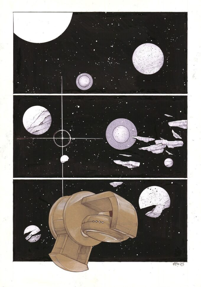 Sci-Fi Komiks