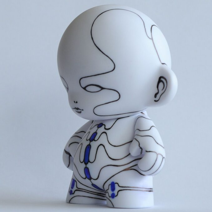 Dollbot (Munny