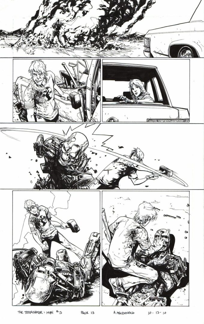The Terminator: 1984 #3 / 13