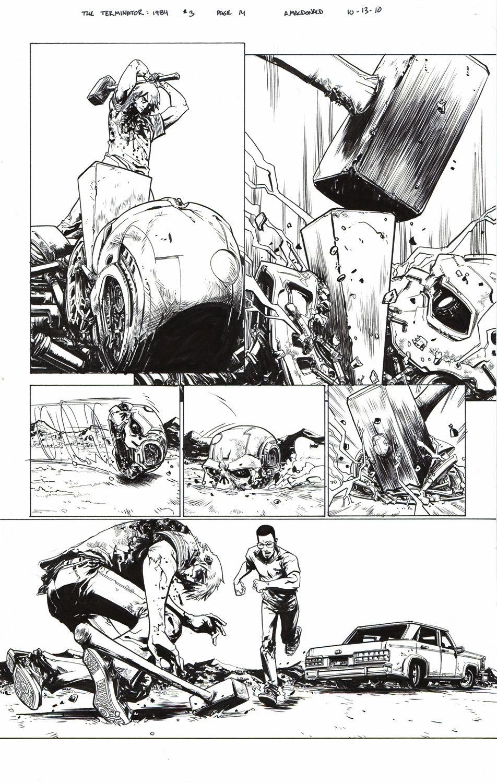 The Terminator: 1984 #3 / 14