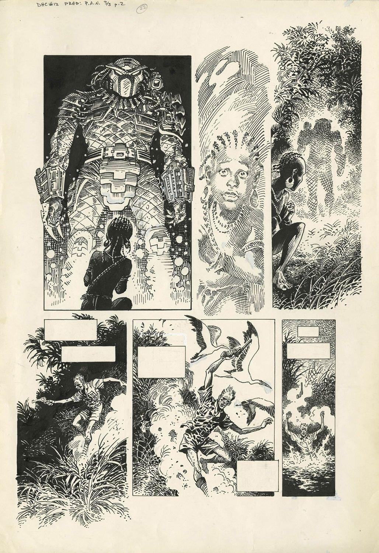 Dark Horse Comics #12 / 22 Predator