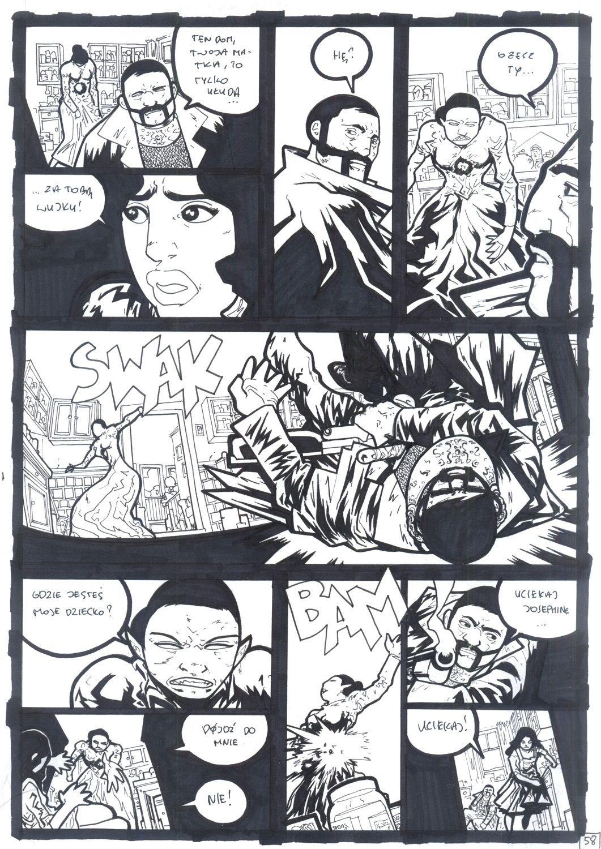 Josephine #2 Tchnienie Czarnego Lądu / 26