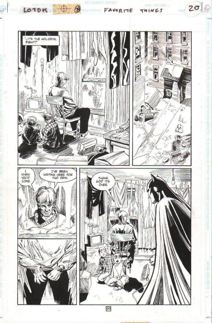 Batman: Legends of the Dark Knight #79 / 20