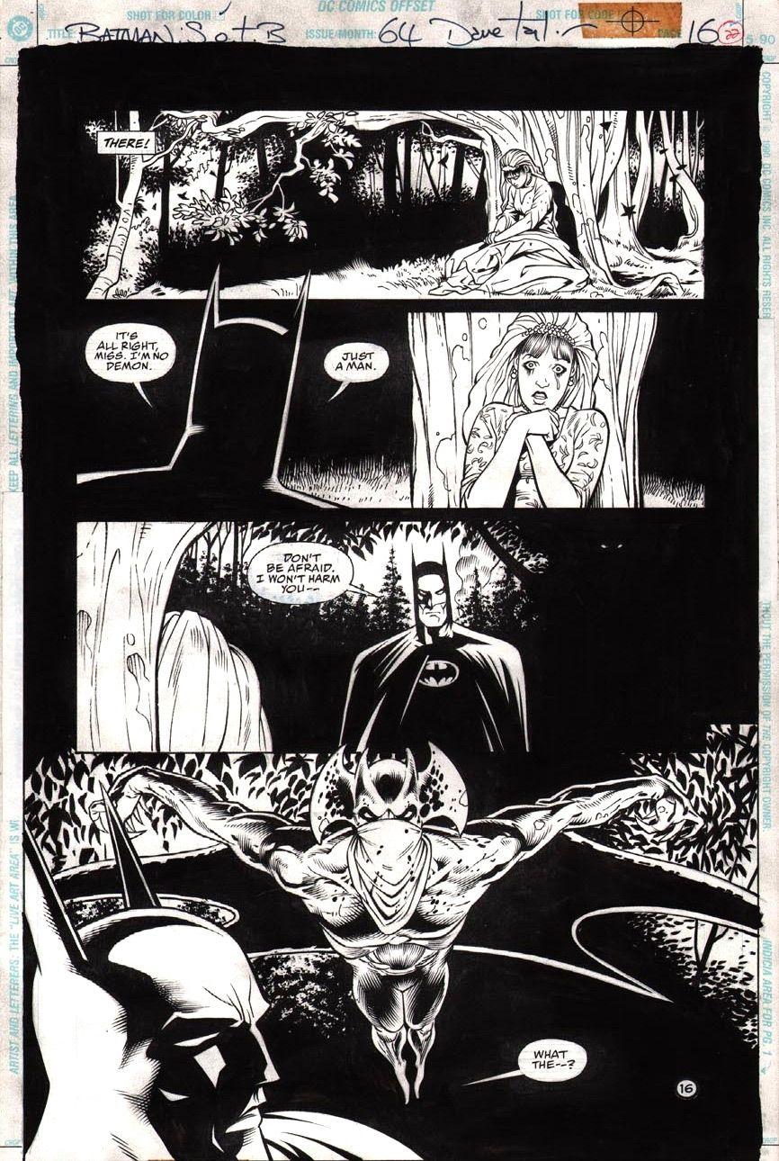 Batman: Shadow of the Bat #64 / 16
