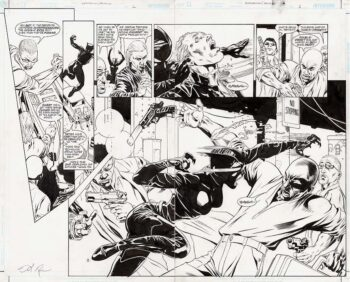 Birds of Prey: Catwoman Oracle #2 / 2-3
