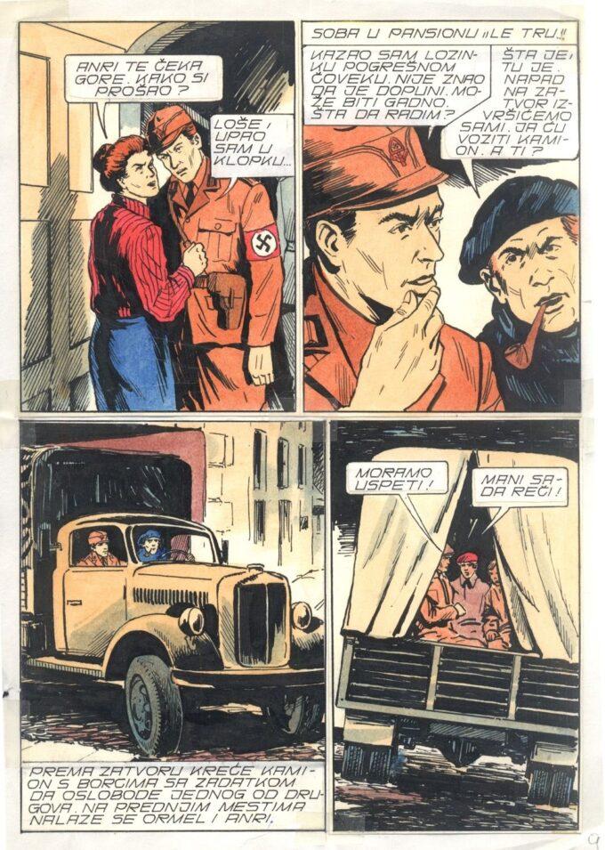 Kapitan Kloss: Hasło 9