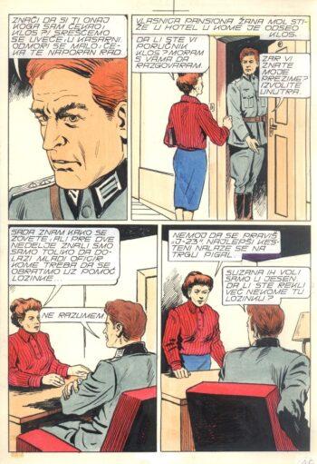 Kapitan Kloss: Hasło 16