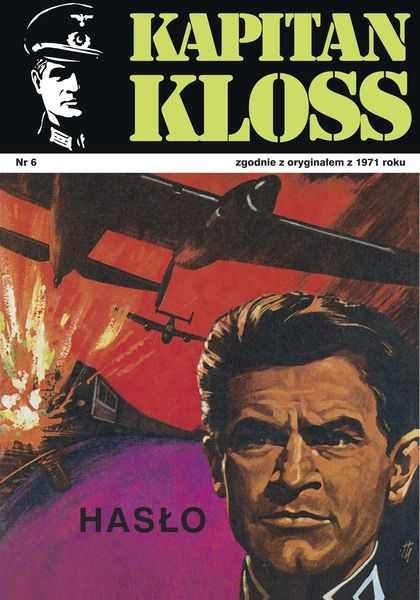 Kapitan Kloss: Hasło 16 kolor