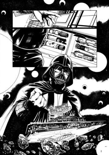 Star Wars: Purge: The Tyrant's Fist 2/21 (tusz)