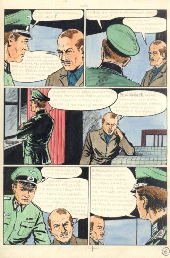 "Kapitan Kloss: Akcja ""Liść Dębu"" 6"